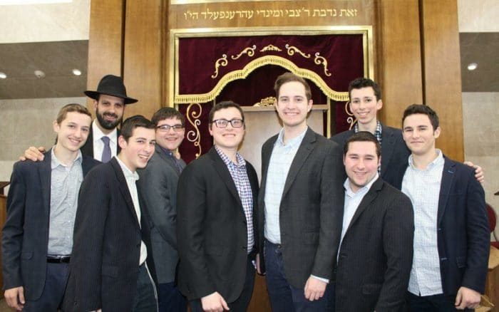 MAY Torah Bowl Division Champs Again