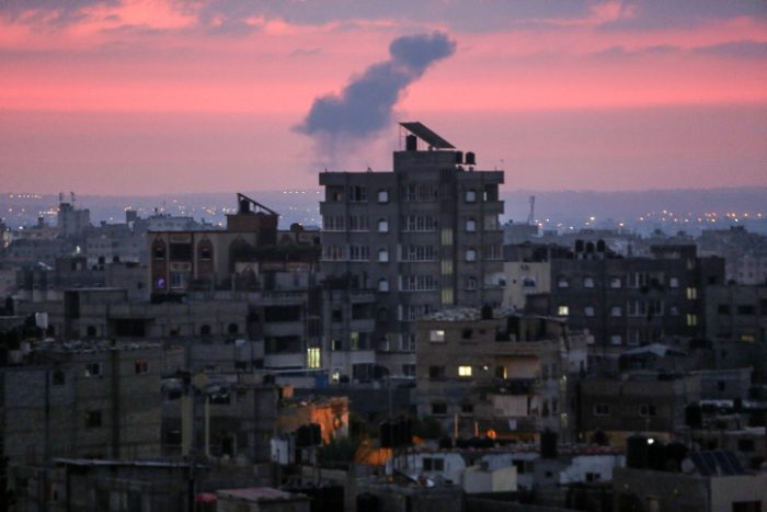 IDF strikes Hamas targets in Gaza; Israeli delegation reportedly in Doha for talks