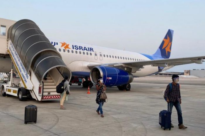 Israir flights to offer COVID Tests with Ticket Purchases