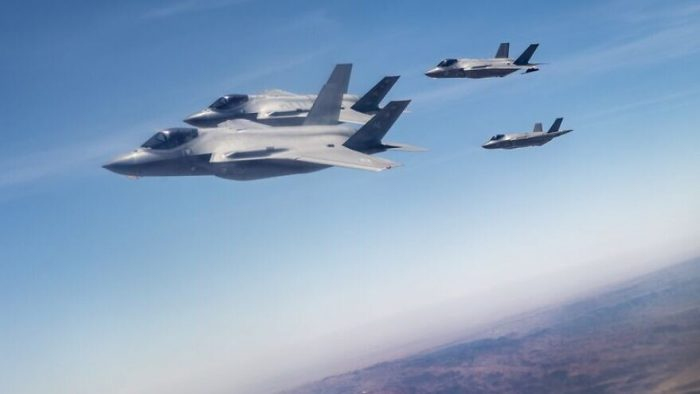 Second joint US-Israeli F-35 drill created 'new level of learning'