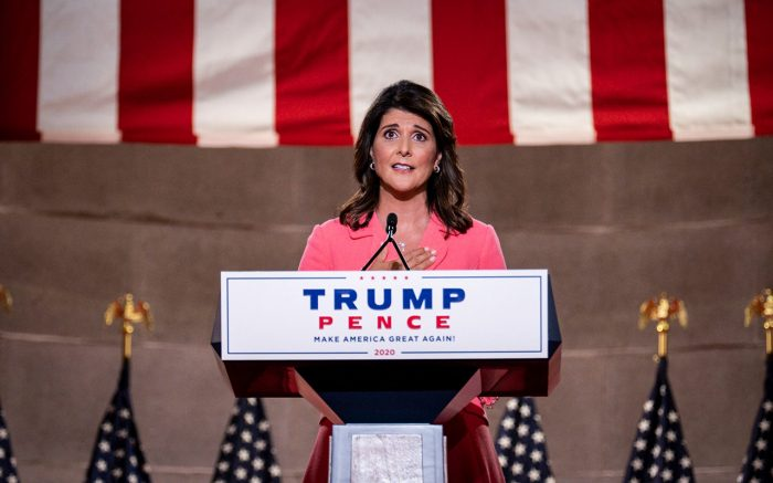 WATCH: In Republican National Convention speech, Haley slams Obama, Biden over Israel, Iran
