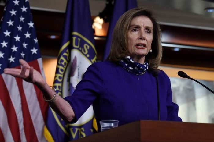 Pelosi Says Biden Shouldn't Debate Trump: 'I Wouldn't Legitimize a Conversation With Him'