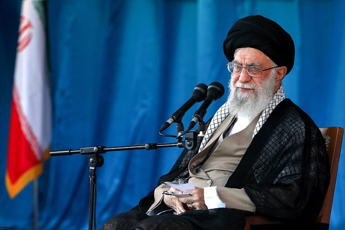 Iran's Khamenei: UAE 'disgraced forever' by peace agreement with Israel