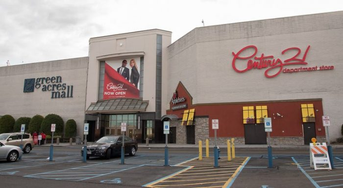 Century 21 Department Store files bankruptcy,will close 13 locations