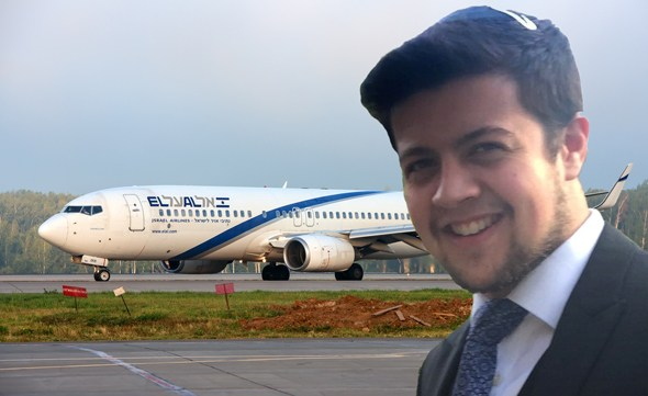 El Al tries to take away ownership from Eli Rozenberg