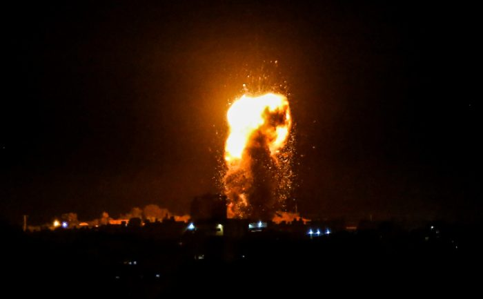 IDF hits multiple Hamas targets in response to overnight rocket barrage