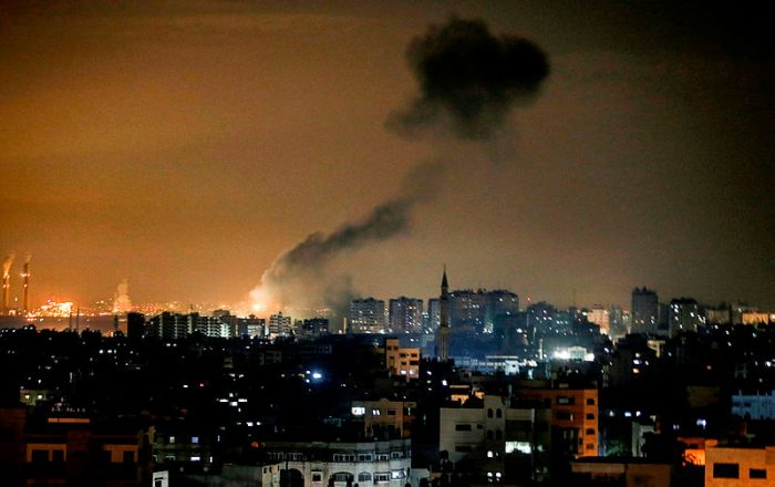 IDF hit 100 targets in Gaza in the month of August