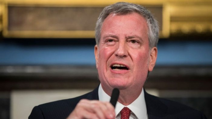 SERIOUSLY?: De Blasio Banking on Vaccine to Stop Gun Violence