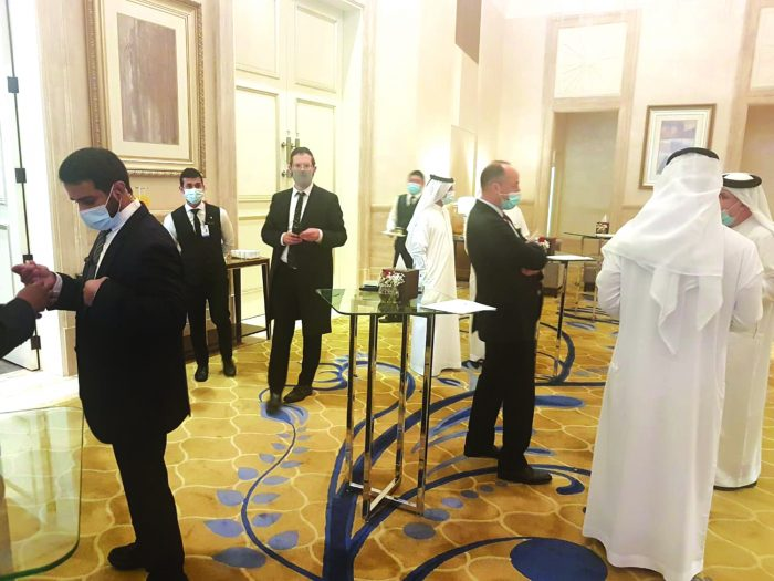 Keeping Kosher in Dubai TJH Speaks with Rabbi Yissachar Krakowski