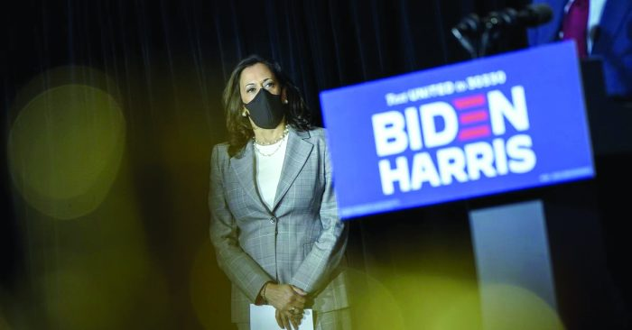 Kamala Harris Casting Doubt on a Pre-Election Vaccine is Shameful