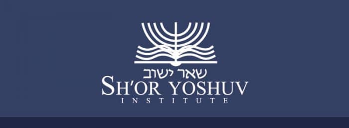 Shor Yoshuv relocated to Connecticut, minyanim opening up in Yeshiva building for the Kehilla
