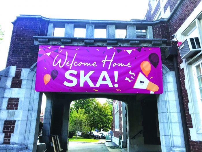 Welcome Home SKA