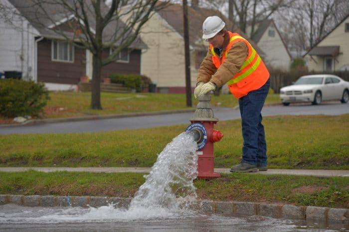 Water company to begin flushing water main in Cedarhurst
