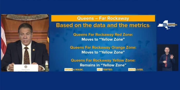 "Good News for the Jews: Far Rockaway is no longer a ""Red Zone"""