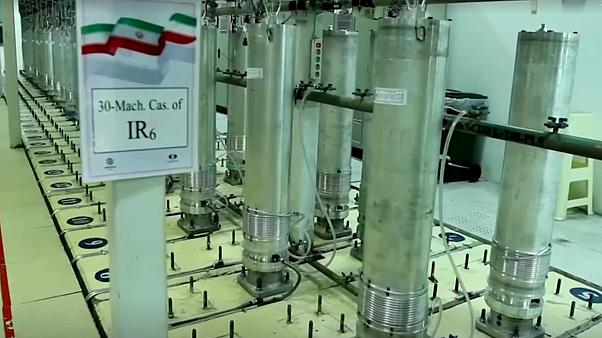 Iran building at underground nuclear facility
