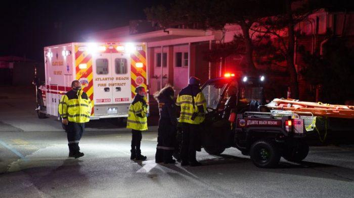 Drowning victim found on Atlantic Beach shore