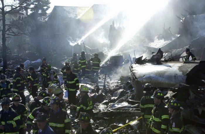 Remembering Flight 587