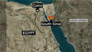 6 Americans killed in Egypt Helicopter crash