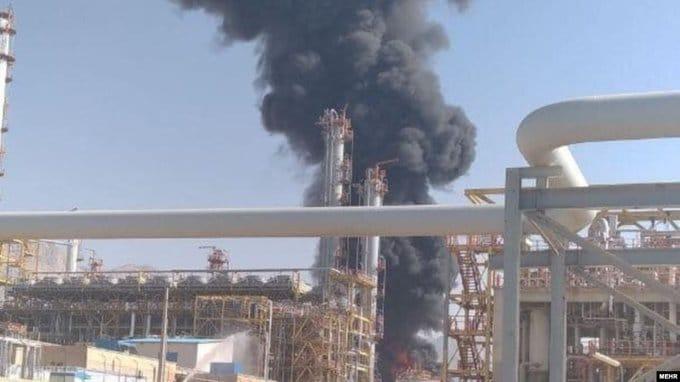Israeli attack in Iran?