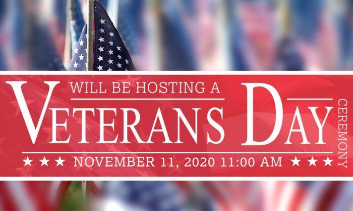 Cedarhurst Veterans Day Ceremony