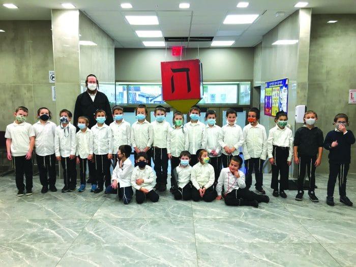 Rosh Chodesh Kislev at Siach Yitzchok