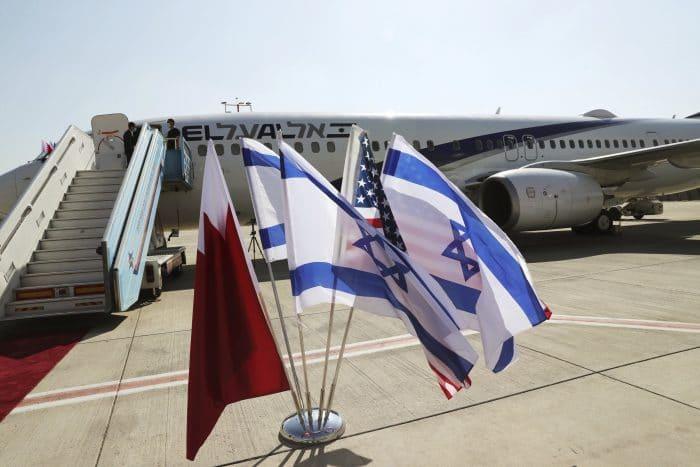Bahraini delegation arrives in Israel to sign bilateral tourism agreement