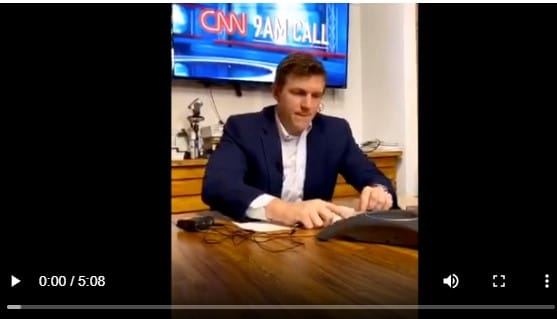 James O'Keefe crashes CNN calls with Jeff Zucker Will release recordings